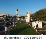 kedah malaysia   3 2 2018   the ... | Shutterstock . vector #1021184194