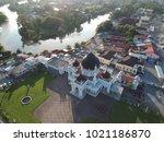 kedah malaysia   3 2 2018   the ... | Shutterstock . vector #1021186870