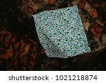 kid tube scarf | Shutterstock . vector #1021218874