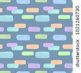 abstract geometric seamless... | Shutterstock . vector #1021260730