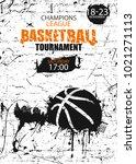 vertical design for basketball. ...   Shutterstock .eps vector #1021271113