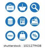 commerce  marketing  business... | Shutterstock .eps vector #1021279438