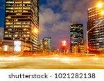 tel aviv  israel   december ... | Shutterstock . vector #1021282138