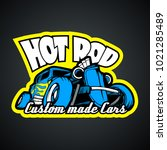 Hot Rod  Custom Made Cars. T...