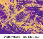 abstract painting.  modern... | Shutterstock . vector #1021328560