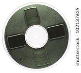 Vintage Magnetic Audio Reel On...