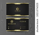 luxury and elegant black gold... | Shutterstock .eps vector #1021376323