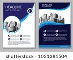 design blue cover. background... | Shutterstock .eps vector #1021381504