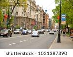 st.petersburg  russia   27 may... | Shutterstock . vector #1021387390