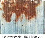 closeup zine sheet background | Shutterstock . vector #1021483570