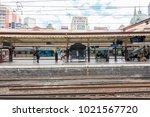 melbourne  australia   january... | Shutterstock . vector #1021567720