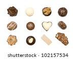 Delicious Chocolate Pralines...