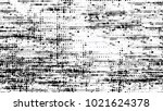 halftone grainy texture with... | Shutterstock .eps vector #1021624378