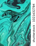 green and black marble... | Shutterstock . vector #1021632784