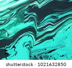 green and black marble... | Shutterstock . vector #1021632850