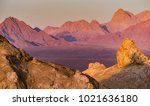 the landscapes of persia | Shutterstock . vector #1021636180