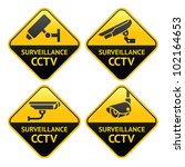 Set Warning Stickers For...