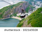 The Cable Car To Sugar Loaf In...