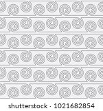 vector seamless pattern with... | Shutterstock .eps vector #1021682854