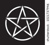 Pentagram Or Pentalpha Or...