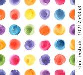 kids pattern. confetti. polka...   Shutterstock . vector #1021754353