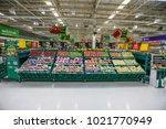 nonthaburi  thailand   february ... | Shutterstock . vector #1021770949