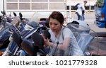 tokyo   japan   june   6  2017  ...   Shutterstock . vector #1021779328