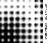 halftone black and white... | Shutterstock .eps vector #1021792636