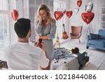 can not believe this is... | Shutterstock . vector #1021844086