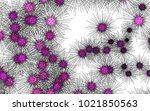 light colored vector texture... | Shutterstock .eps vector #1021850563