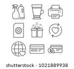 set of special offer ... | Shutterstock .eps vector #1021889938