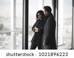 young and elegant people | Shutterstock . vector #1021896223