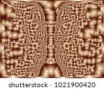 abstract background with... | Shutterstock .eps vector #1021900420