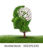 brain function loss and dealing ... | Shutterstock . vector #102191143