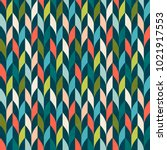 abstract geometric pattern in... | Shutterstock .eps vector #1021917553