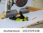 construction gear workers power ... | Shutterstock . vector #1021929148