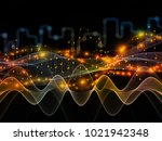 connected world series.... | Shutterstock . vector #1021942348