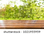 spring background table | Shutterstock . vector #1021955959