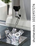 operator inspection aluminum... | Shutterstock . vector #1021957276