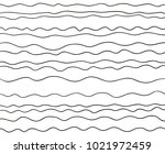 pattern with lines and waves.... | Shutterstock .eps vector #1021972459