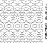 seamless vector pattern in... | Shutterstock .eps vector #1022019313