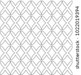seamless vector pattern in... | Shutterstock .eps vector #1022019394