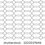 seamless vector pattern in... | Shutterstock .eps vector #1022019646