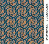 abstract color seamless pattern ... | Shutterstock .eps vector #1022030206