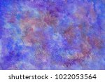 marbling painting creative... | Shutterstock . vector #1022053564
