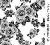abstract elegance seamless... | Shutterstock .eps vector #1022074780