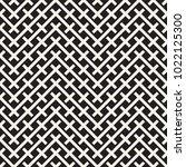 weave seamless pattern. stylish ... | Shutterstock .eps vector #1022125300