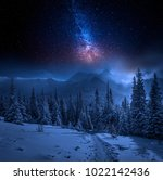 Tatras Mountains In Winter At...