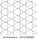seamless vector pattern in... | Shutterstock .eps vector #1022148688