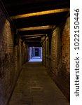 memories of venice | Shutterstock . vector #1022150446